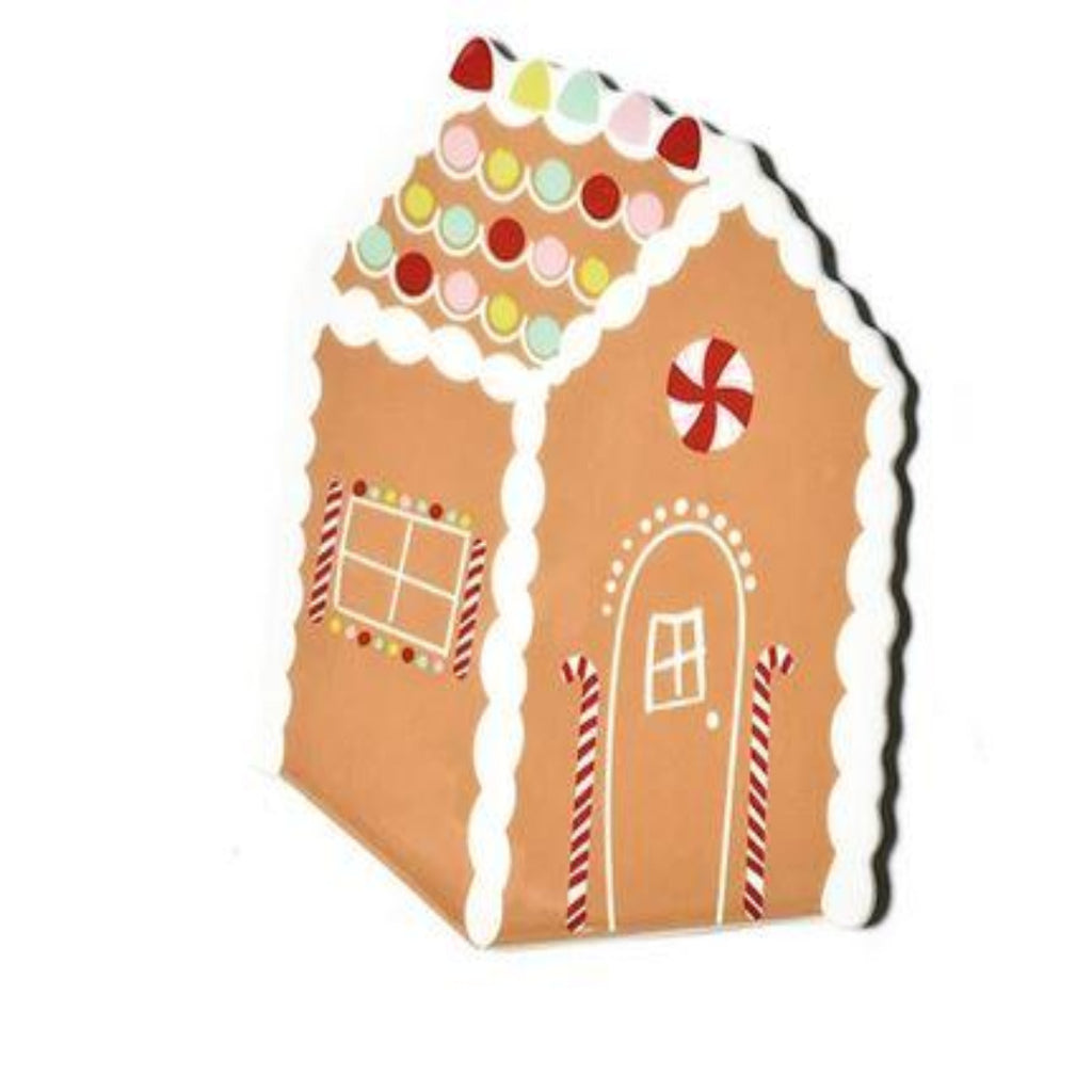 Happy Everything - Gingerbread House Big Attachment