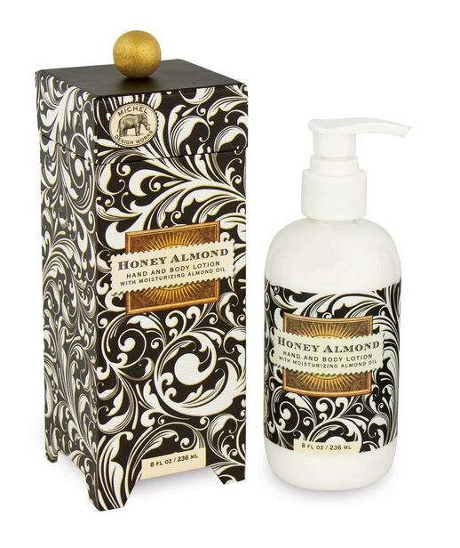 Michel Design Works - Honey Almond Lotion - Debbie's Hallmark