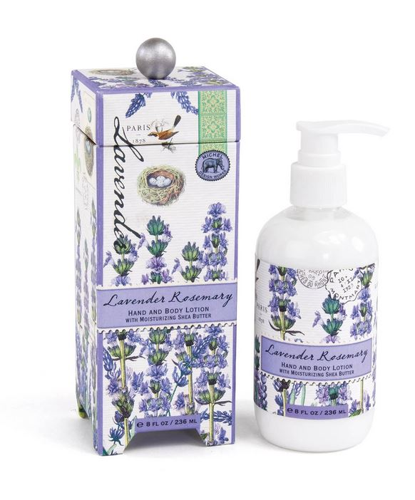 Michel Design Works -Lavender Rosemary Lotion - Debbie's Hallmark
