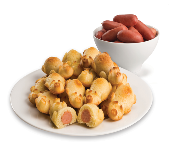 New Metro - Little Pigs in Blankets