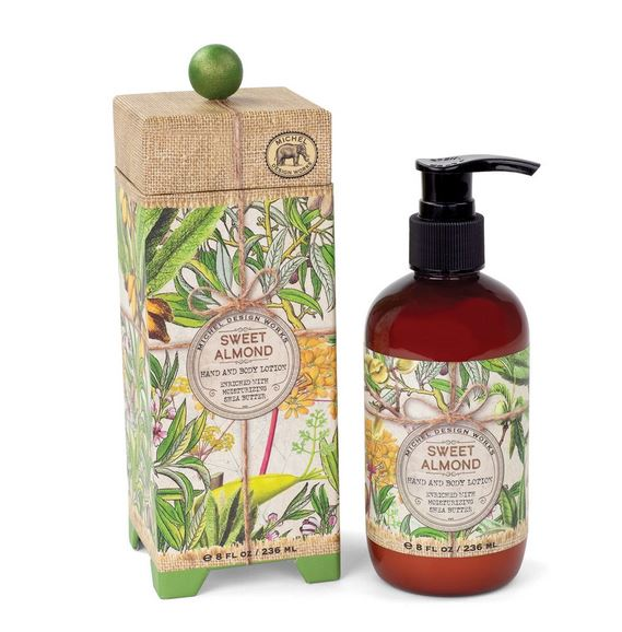 Michel Design Works - Sweet Almond Lotion - Debbie's Hallmark