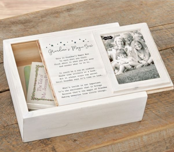Mud Pie - Grandmas Magic Box - Debbie's Hallmark