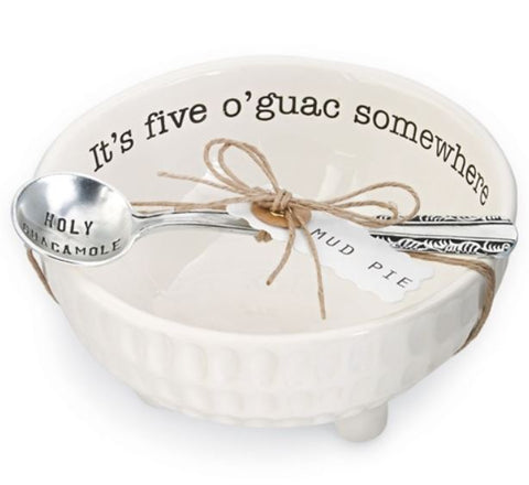 Mud Pie - Dip Bowl Set - Mud Pie