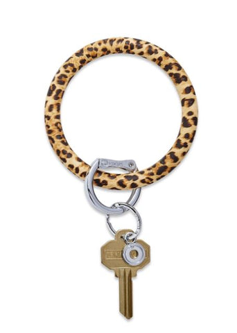 O-Venture - Silicone Big O Key Ring - Cheetah