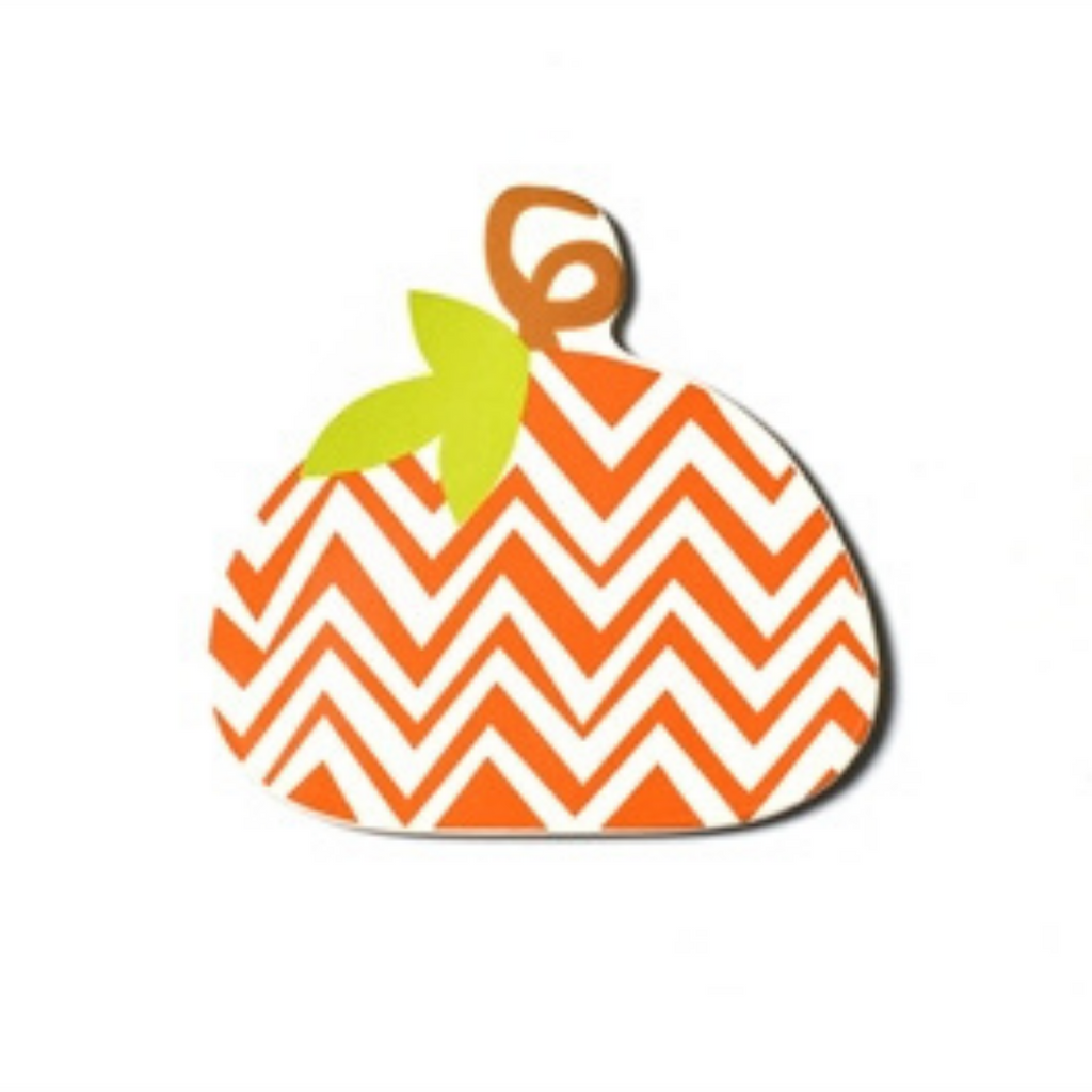 Happy Everything - Chevron Pumpkin Big Attachment