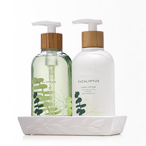 Eucalyptus Sink Set