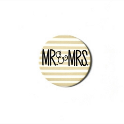 Happy Everything - Mr. and Mrs. Mini Attachment