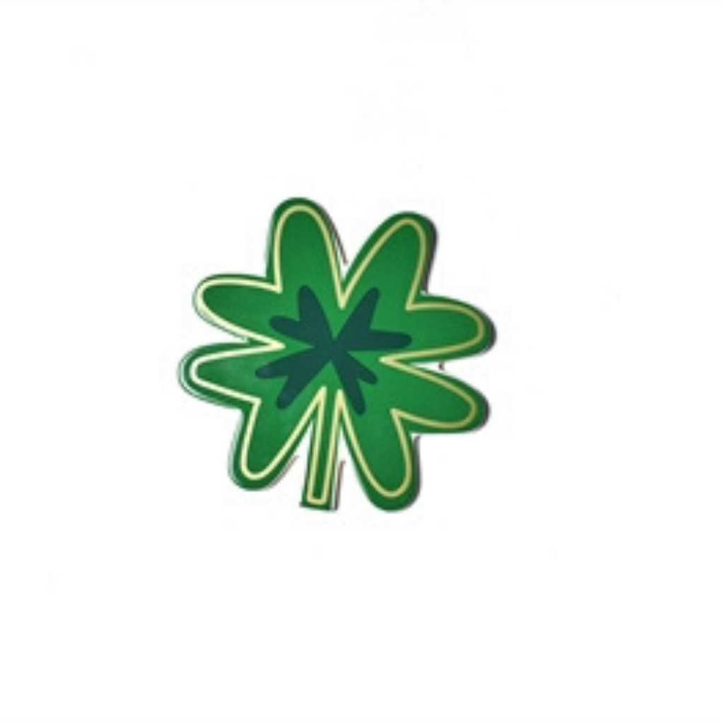 Happy Everything - Four Leaf Clover Mini Attachment