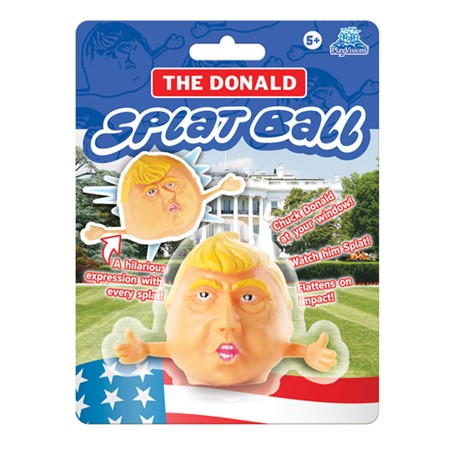 Play Visions - The Donald Splat Ball - Debbie's Hallmark