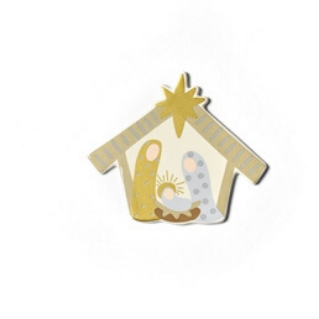Happy Everything - Neutral Nativity Mini Attachment