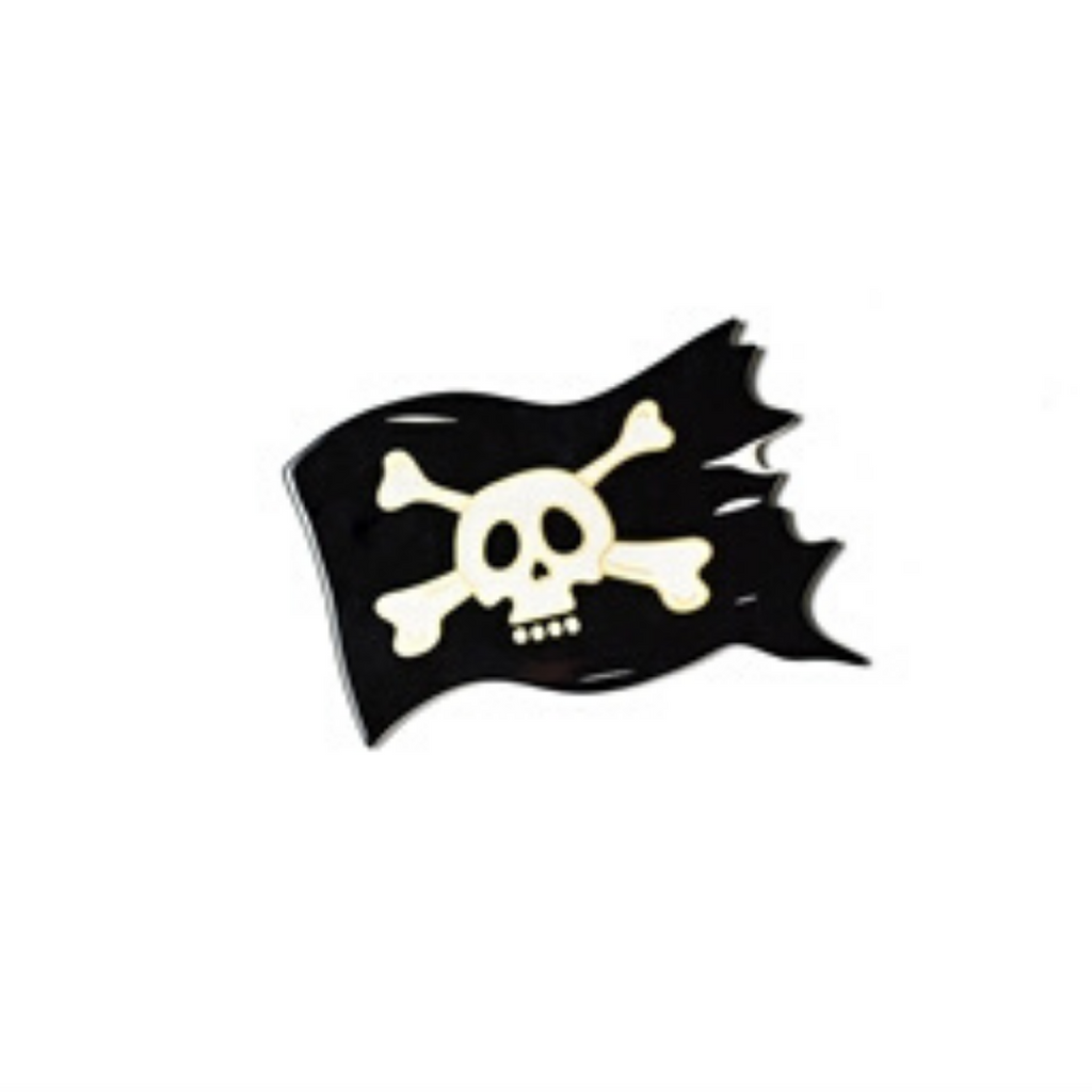 Happy Everything - Pirate Flag Mini Attachment