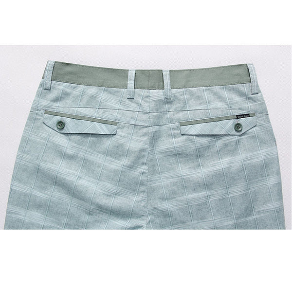 Cotton Linen Casual Shorts