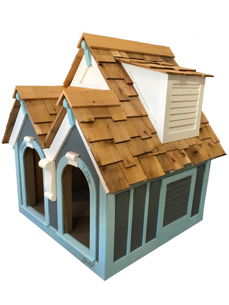 It takes two Dog House