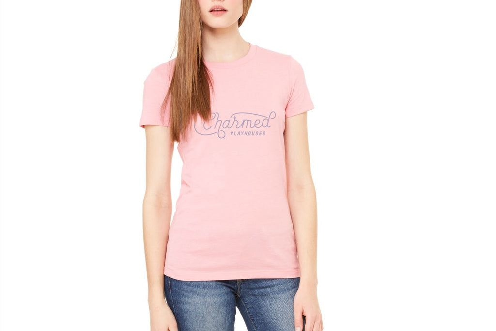 Charmed T-Shirt Women - Pink