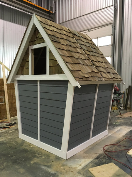 Craftsman Shed