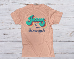 Jesus is my strength