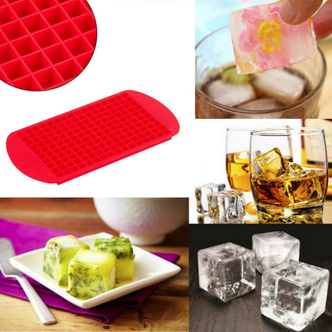 160 Mini Ice Cube Tray