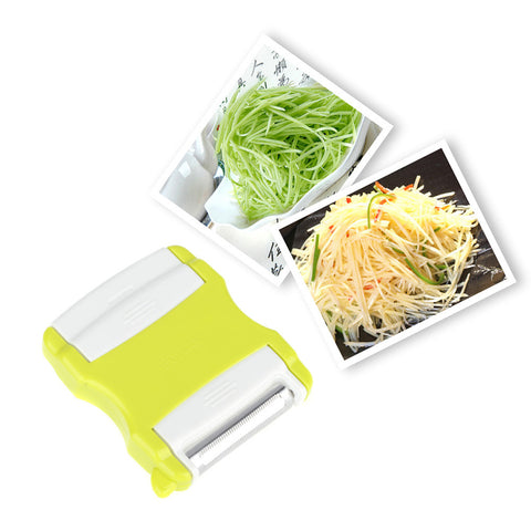 2 in 1 Vegetable Grater and Slicer