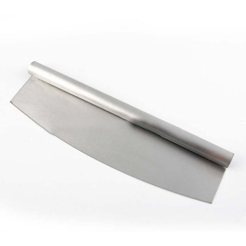 Curved Stainless Steel Pizza Cutter