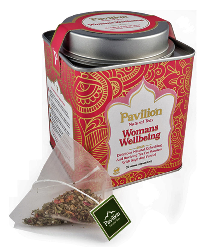Woman's Wellbeing Tea