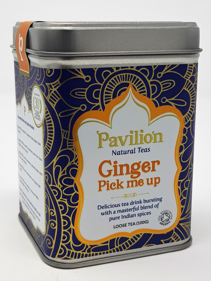 Ginger Pick Me Up