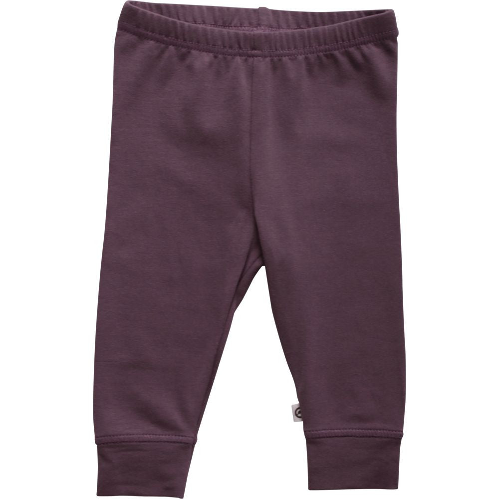 Cozy me leggings - Violet- Müsli