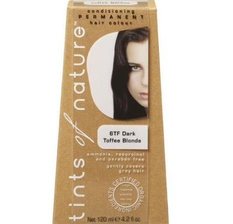 6TF Dark Toffee Blonde Tints Of Nature