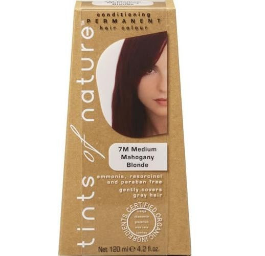 7M Medium Mahogany Blonde Tints Of Nature