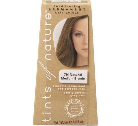 7N Natural Medium Blonde Tints Of Nature