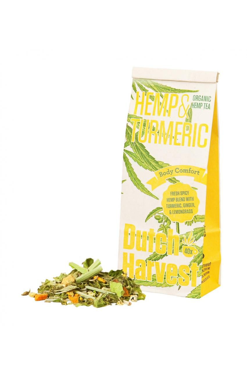 Dutch Harvest - Turmeric Té