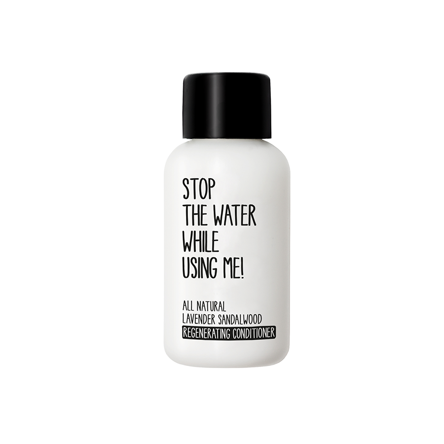 Stop The Water While Using Me! - Lavender Sandalwood Regenerating Conditioner - 30ML