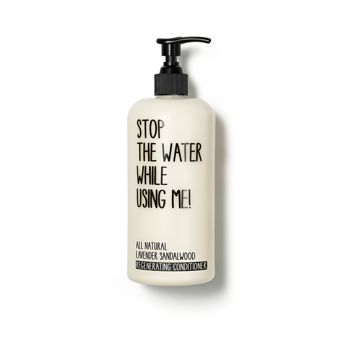 Stop The Water While Using Me! - Lavender Sandalwood Regenerating Conditioner - 200ML