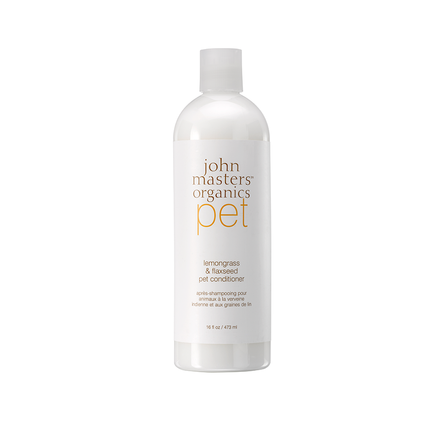 John Masters - Pet Conditioner Lemongrass & Flaxseed