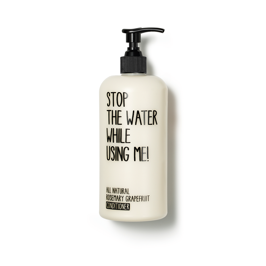 Stop The Water While Using Me! - Rosemary Grapefruit Conditioner - 500ML