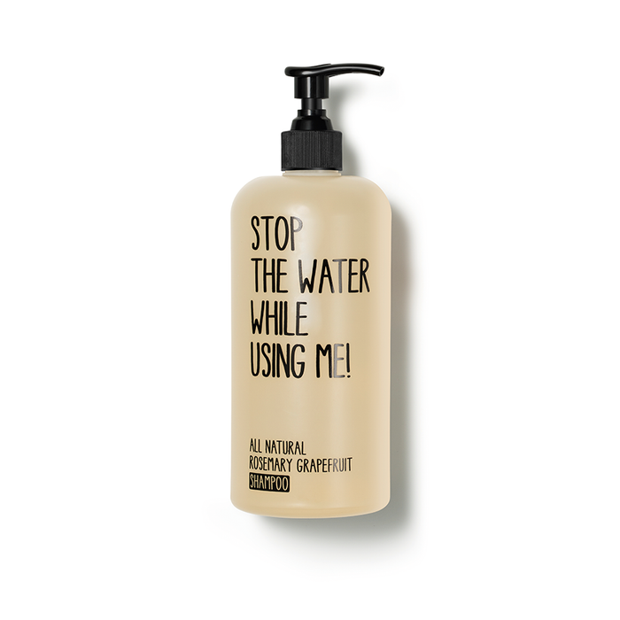 Stop The Water While Using Me! - Rosemary Grapefruit Shampoo - 500ML