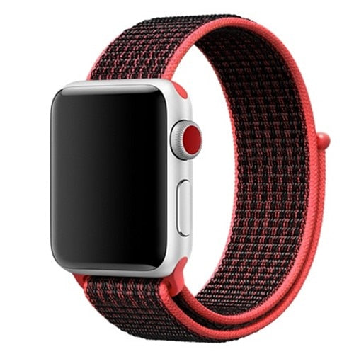 Nylon sport loop band for your Apple Watch
