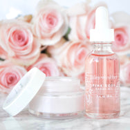 Pink Rose Facial Oil