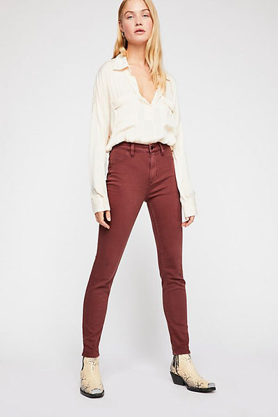 Free People Jegging HR Long and Lean