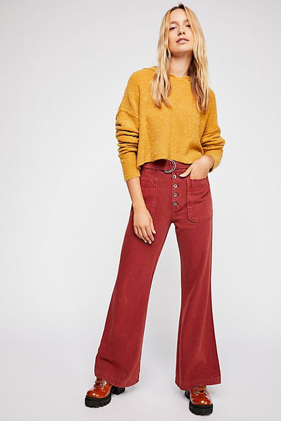 Free People Corin Mod Slim Flare