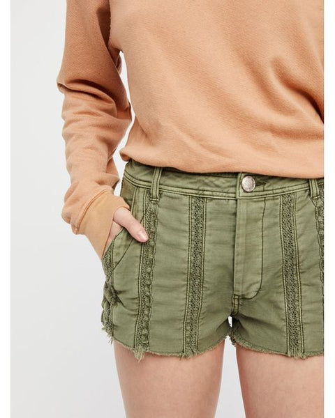 Free People Great Expectations Shorts