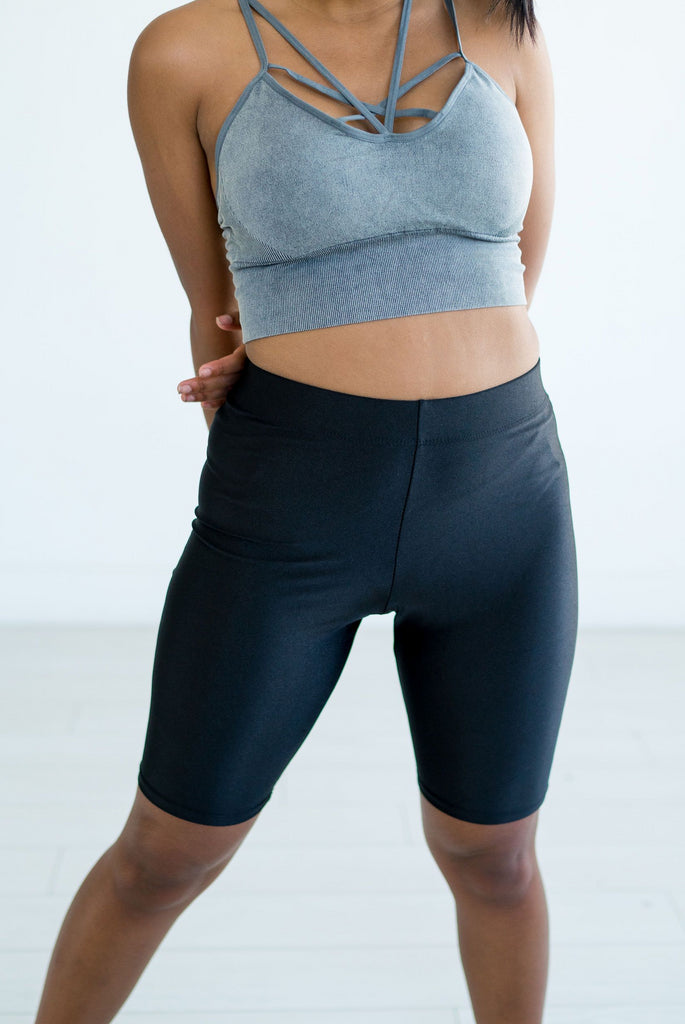 Sleek & Chic Active Shorts