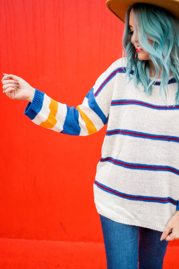 City Walk Oversized Sweater
