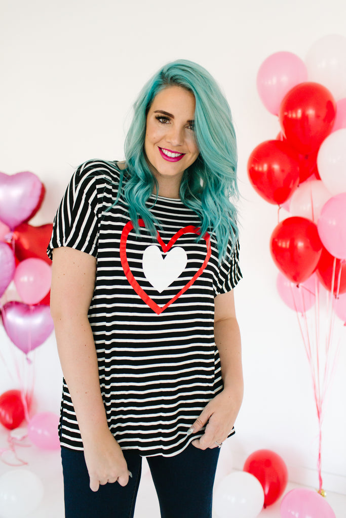 For The Love Of Stripes | 2 Colors!