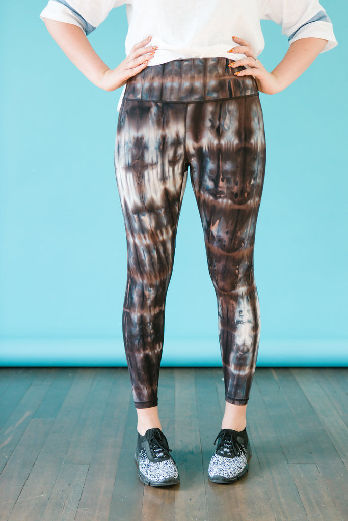 Namaste in Bed Leggings | Up to 3X!