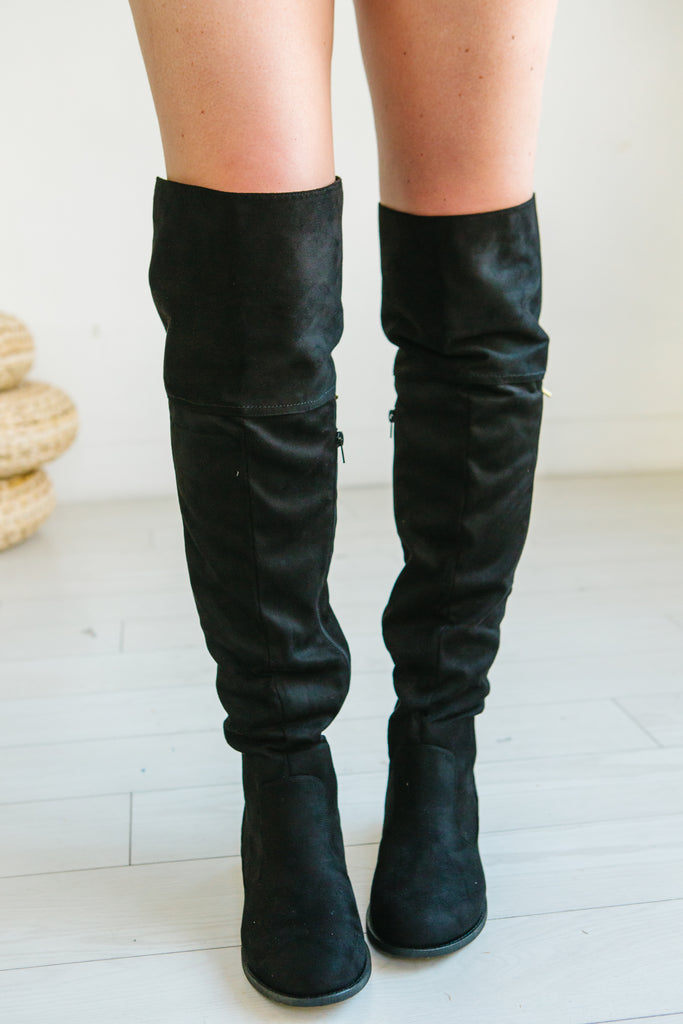 Lofty Fall Knee High Boots | 2 Colors!