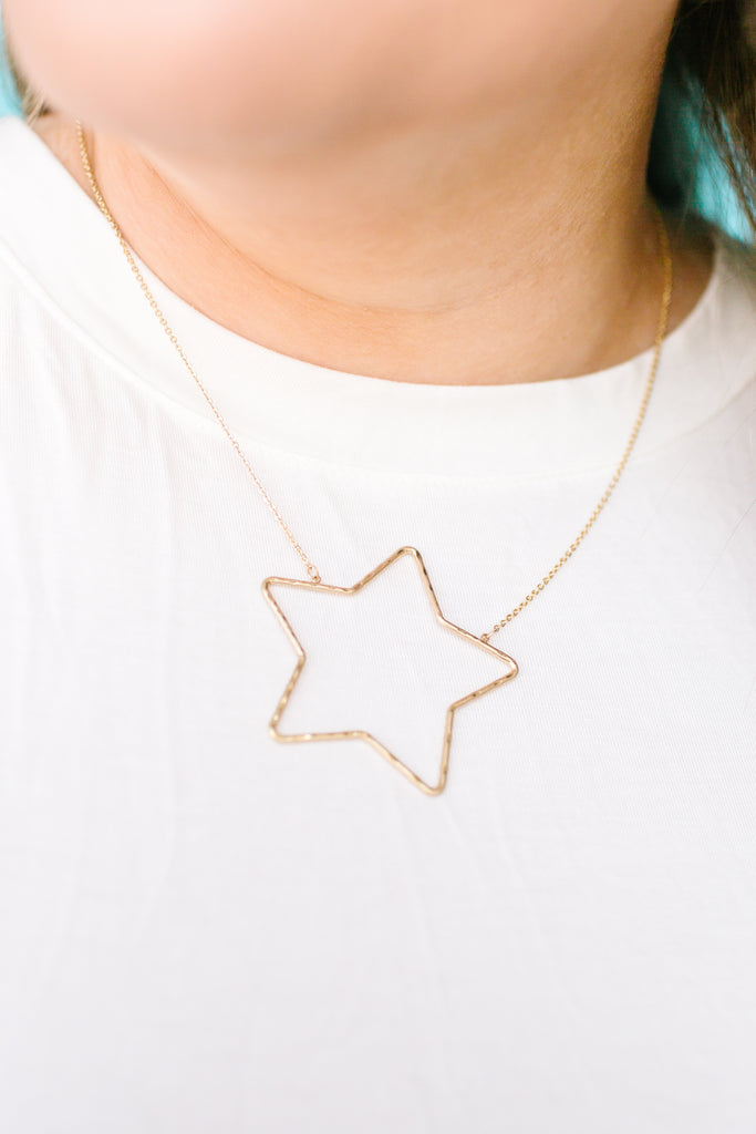 Star of the Show Necklace | 2 Colors!
