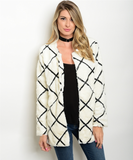 Fur The Love Ivory Jacket