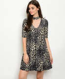 Out in the Wild Tunic Dress