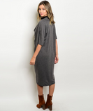 Draped in Delight Dress | 3 Colors!