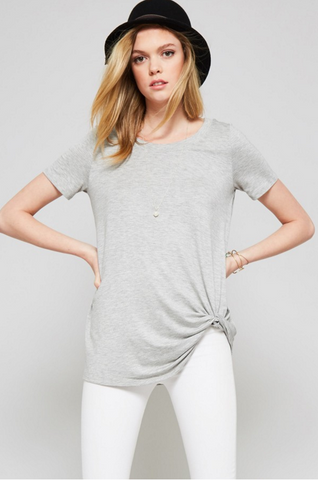 Knot-Tee Top | 4 Colors!